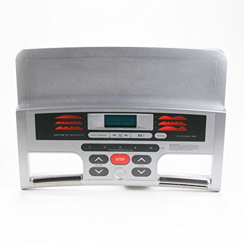 Proform Lifestyler 291833 Treadmill Console Genuine Original Equipment Manufacturer (OEM) Part