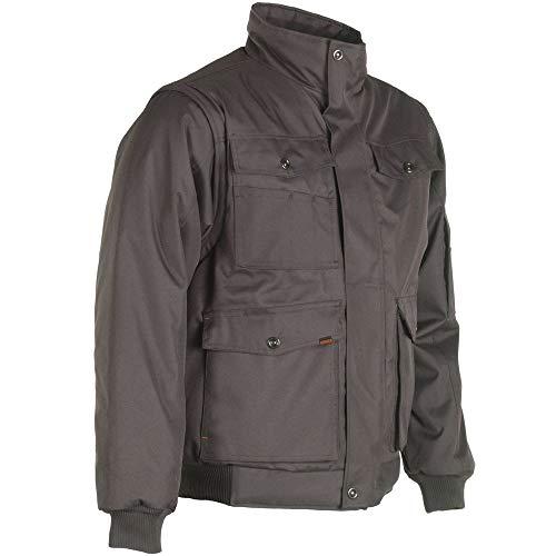 Herock® Workwear – Herock® Jacke BALDER Gr. L, grau