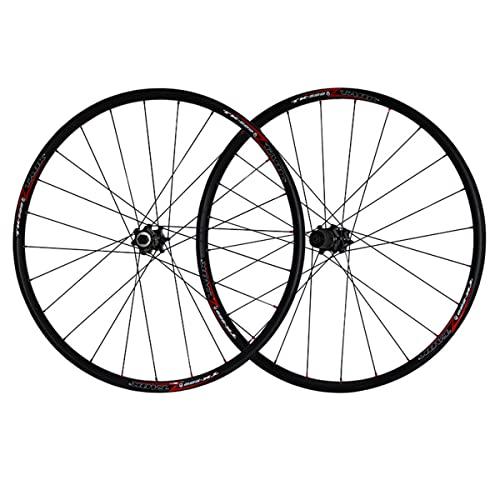 LICHUXIN MTB Set Ruote Bici 26' Bicicletta di Carbonio Ultraleggera Freno A Disco Cerchioni Ruota in Bicicletta Cerchio Rilascio Rapido 8 9 10 11 velocità 24 Raggi