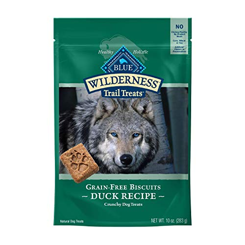 Blue Buffalo Wilderness Trail Treats High Protein...
