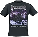 Dissection Storm of the light's bane T-Shirt nero S