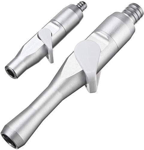 High Strong & Short Weak Tip Adaptor Autoclavable Saliva Ejector Suction Valves HVE Vacuum Valve Parts