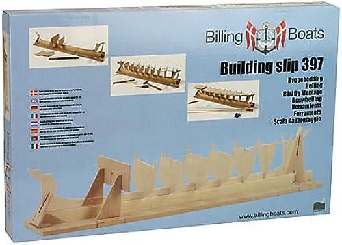 Building Slip Spantausrichter