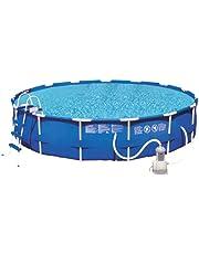 Intex Metalen frame zwembad met pomp