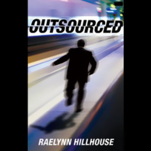 Outsourced audiobook cover art