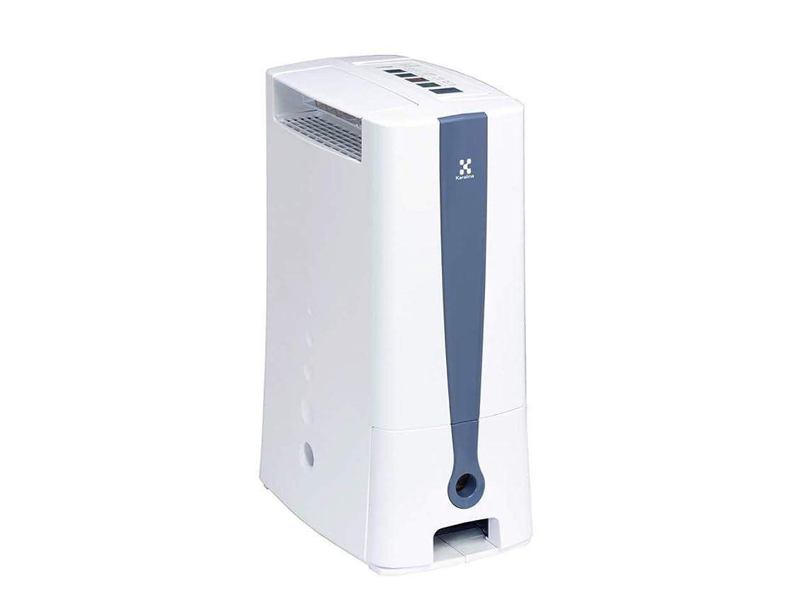 カイウス相談する王族トヨトミ デシカント式除湿器 (除湿量8L/日) ホワイト TD-Z80J(W)