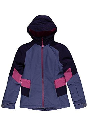 O'Neill ski-jack winterjas functionele jas Solo lila Colorblock Logo