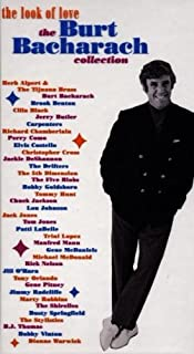 The Look Of Love: The Burt Bacharach Collection