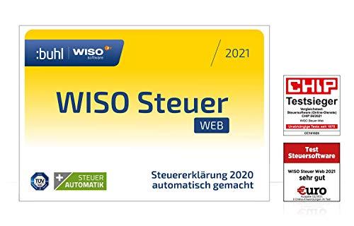WISO Steuer-Web 2021 Mac (für Steuerjahr 2020) |Web Browser | Mac Web Version