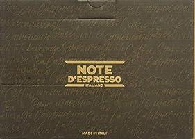 Note D'Espresso Capsule esclusivamente compatibili con macchine Nescafé* e Dolce Gusto*