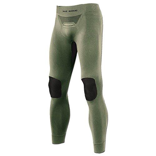 X-Bionic imperméable pour Adulte Man UW Combat Pantalon pour Femme Long XXL Multicolore - Sage Green/Anthracite