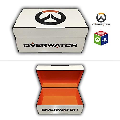 Porta jogos para PS3/PS4/Xbox One Overwatch