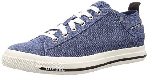 Diesel Herren Magnete Exposure Low I-Sneakers Turnschuh, Indigo, 41 EU