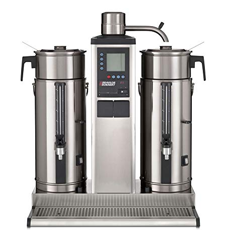Bonamat Rundfilter Kaffeemaschine B5, 1 Brühsystem 2 Behälter a 5l, 400V