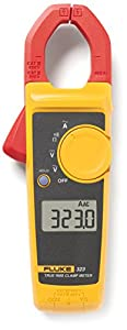 FLUKE networks - Current Clamp Meter 400 Aac Trms Ac
