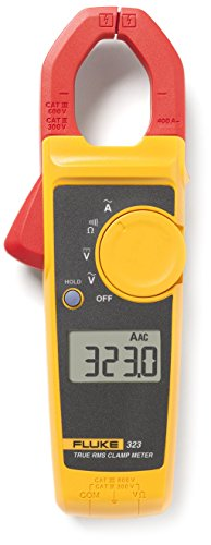 Amazon - Fluke 323 True-RMS Clamp Meter