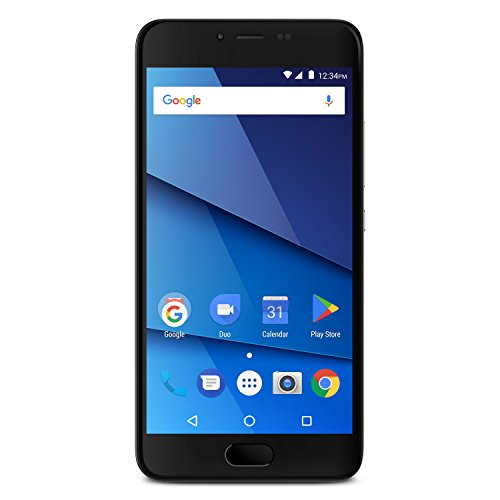 BLU S1 S0320WW 16GB Unlocked GSM/Sprint 4G LTE Dual-SIM Android Phone w/ 13MP Camera - Black