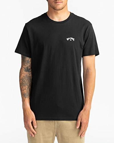 BILLABONG™ Arch Wave - Camiseta - Hombre - L - Negro