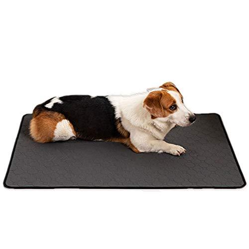 MIGHTYDUTY - Tapis de dressage lavable pour chien - Absorption rapide de l'urine - Réutilisable - Avec base imperméable et antidérapante - Pour l