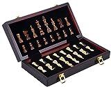 Engelhart - Wunderschönes Deluxe Schachspiel aus Holz