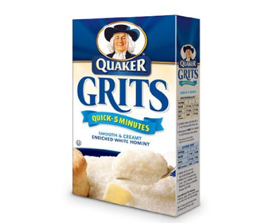 General Mills White Corn Quick Grits Pound 8 case. per 5 -- Limited Special Manufacturer direct delivery Price