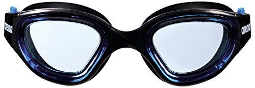 Arena Envision Gafas de natación, Unisex Adulto, Black Blue, Talla Única