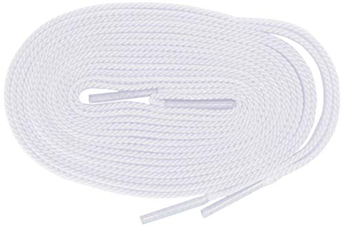 Top 10 best selling list for flat white shoe laces amazon