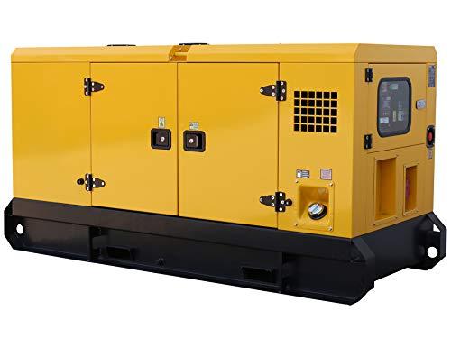 Rotek Stromerzeuger mit wassergekühltem Dieselmotor BB-Serie (15 kW geschlossene Bauform)