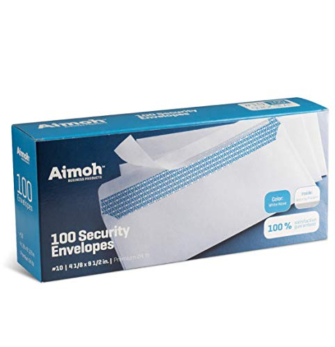 10 self sealed envelopes - 4