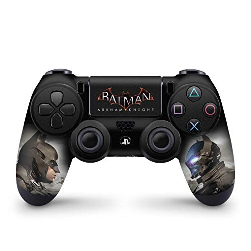 Skin Adesivo para PS4 Controle - Batman Arkham Knight