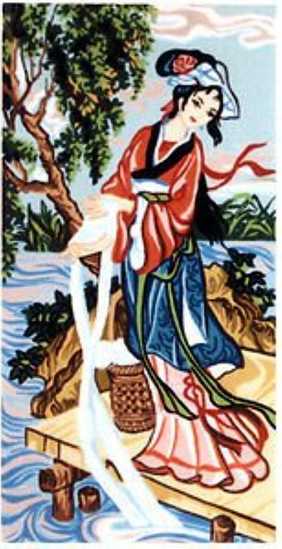 Oriental Wash Day Tapestry Canvas (50cm x 26cm) 26cm) 26cm) Gobelin L 36.354 B00DCPKS7K | Louis, ausführlich  40c572