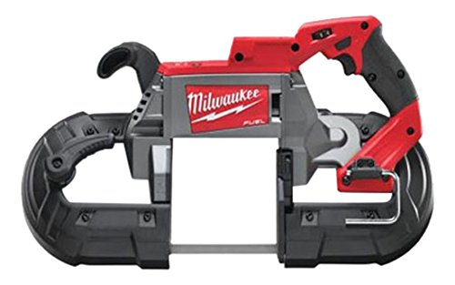 Milwaukee M18CBS125-0 M18 Fuel Deep Cut Bandsaw (Naked-no Batteries or Charger)