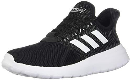 adidas Men's Lite Racer RBN Sneaker, Black/White/Grey, 11 M US