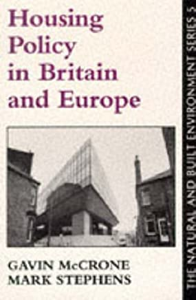 Housing Policy Britain & Europe