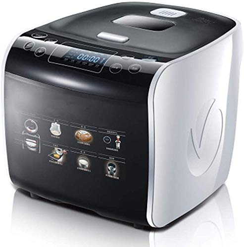 Best Prices! Nfudishpu Automatic Multi-Function Intelligent Slient Bread Maker Dough Maker Home