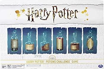 Harry Potter Potions Challenge Board Game for Kids Families and Adults