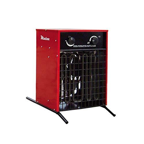 MATOR - Aerotermos Eléctricos Industriales de 3Kw a 18Kw - EH-ONT15-15 kW