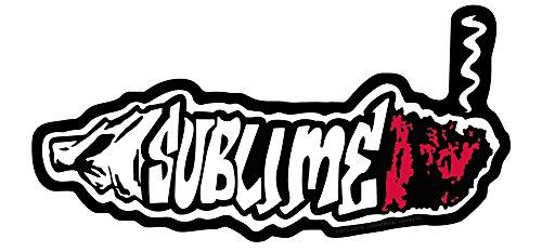 Licenses Products Sublime Doobie Sticker