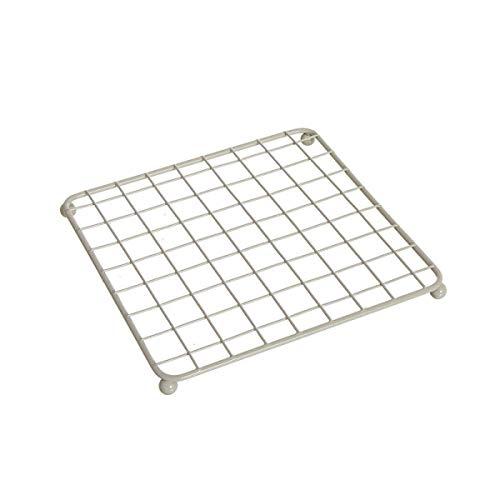 Home Gadgets Nappe, métallisée, crème 17 cm