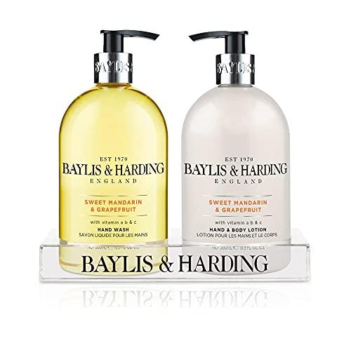 Baylis & Harding Sweet Mandarin & Grapefruit Hand Wash and Lotion S