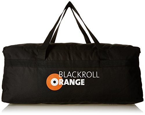blackroll-orange Trainer BAG Sporttasche, einzeln (für 10 Faszienrollen geeignet)