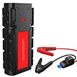 Best Jump Starters - MEGAWISE 2500A Peak 21800mAh Car Battery Jump Starter Review