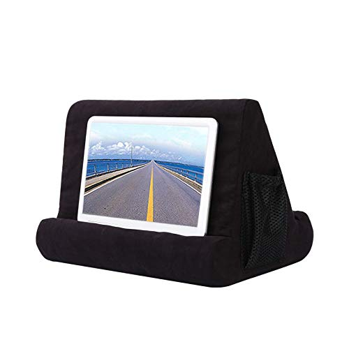 Tablet Pillow Stand for iPad, Phone Pillow Lap Stand Tablet Stand Holder, Used for Books, Magazines, Smartphones, eReaders