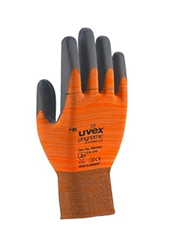 心配抑圧チャレンジuvex 精密/汎用手袋 phynomic(フィノミック) x foam HV サイズ 7(S)相当