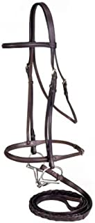 Best snaffle bridles for sale Reviews