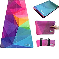 FaB Travel Products Plyopic Travel Yoga Mat