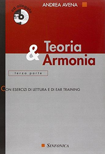 Teoria & armonia. Con CD Audio: 3