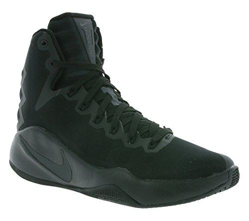 Nike Herren Hyperdunk Basketballschuhe, Schwarz, 42.5 EU
