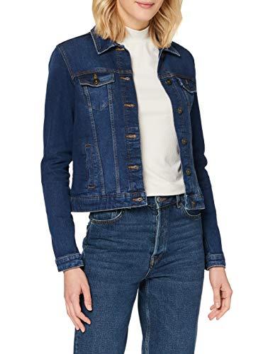 Springfield 8278628 Jacket, Azul Medio, S Womens