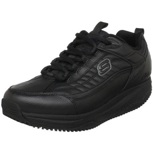 Skechers for Work Shape Ups XW Athletic Shoe,Black,10 M US